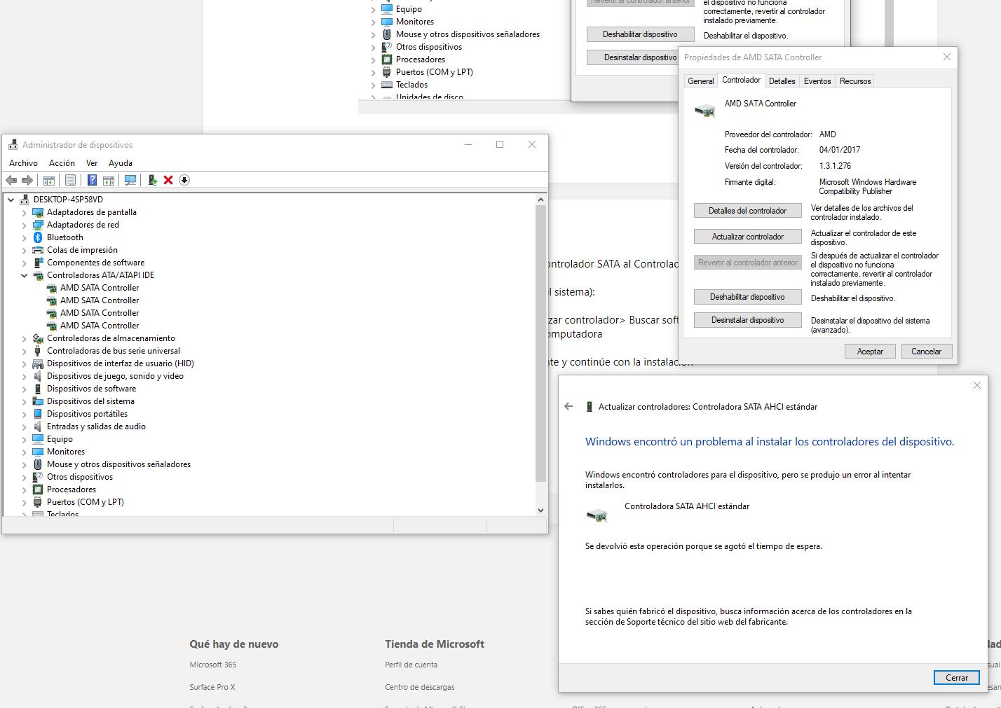 Blue Screen Driver Power State Failure Microsoft Community