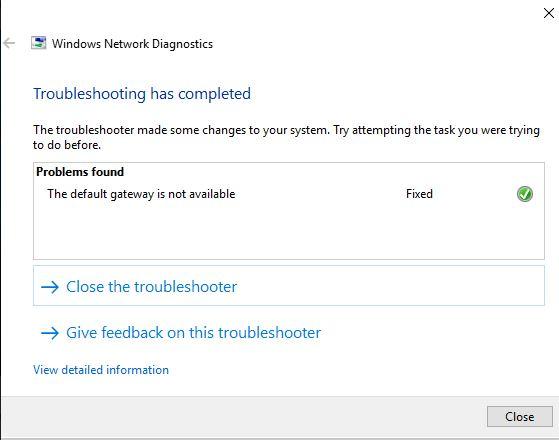 The Dreaded Windows 10 Wi-Fi