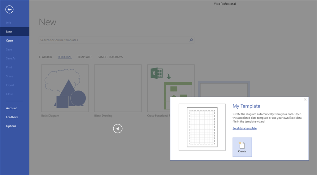 Insiders: Data Visualizer for process diagrams in Visio Pro for ...
