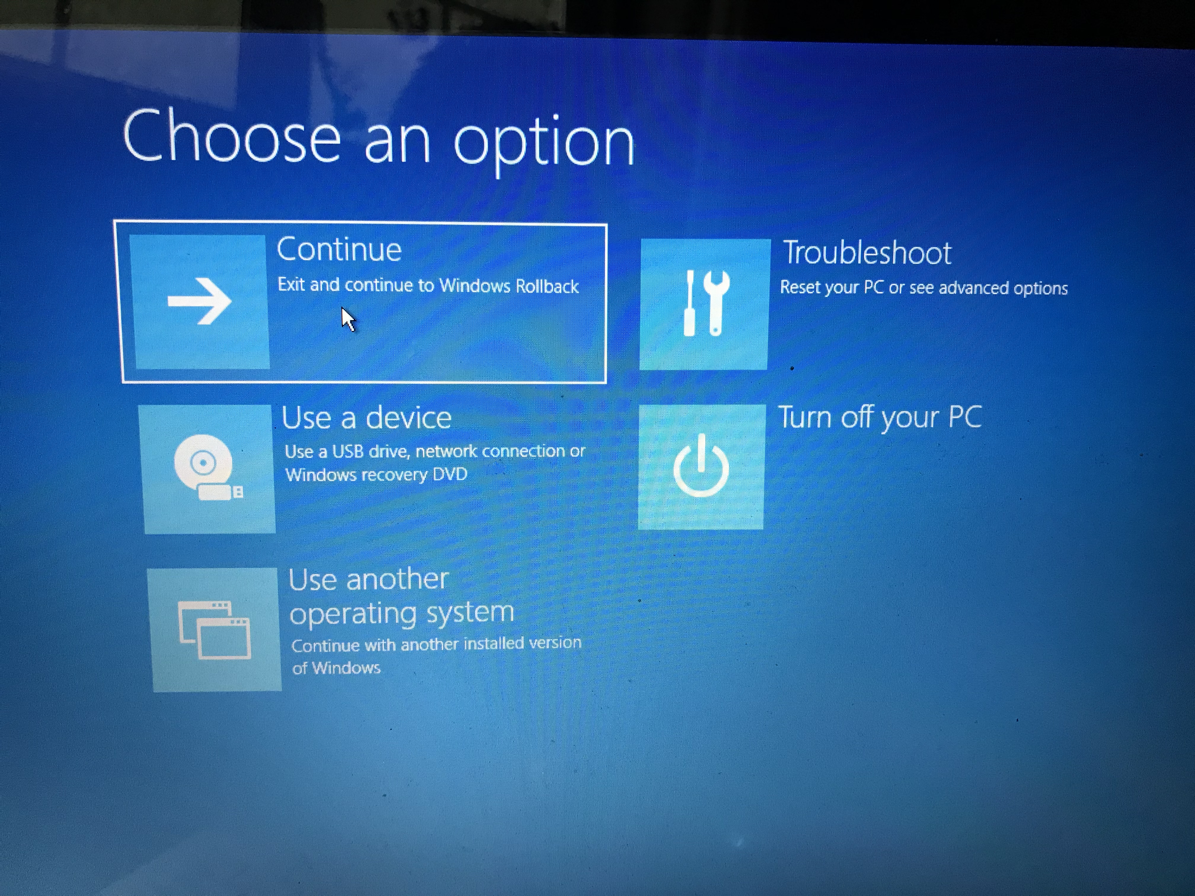Exit Windows 10 is scheduled for June 29 21