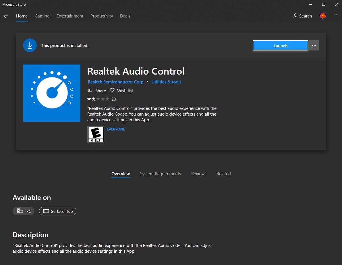 Realtek Alc1220 Audio Codec Driver