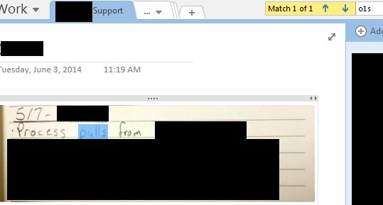 Horrible OCR in OneNote 2013 - Microsoft Community