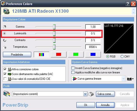 Regolazione Luminosit Windows 7.Non Riesco A Regolare La Luminosita Opzione Non Presente