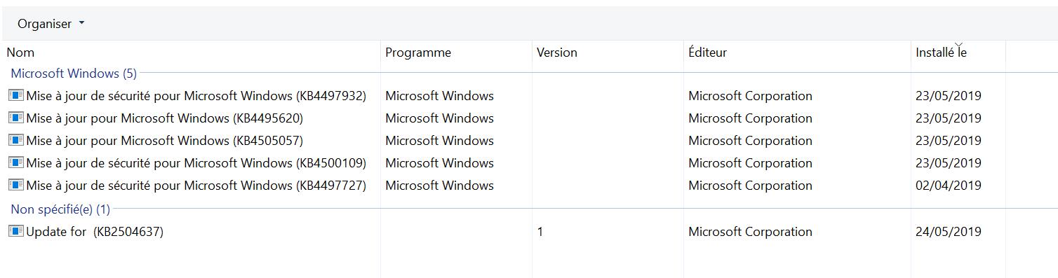 Windows Kernel Power issue v1903 - Microsoft Community