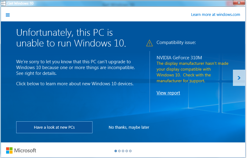 Upgrade Windows 10 - Microsoft Community