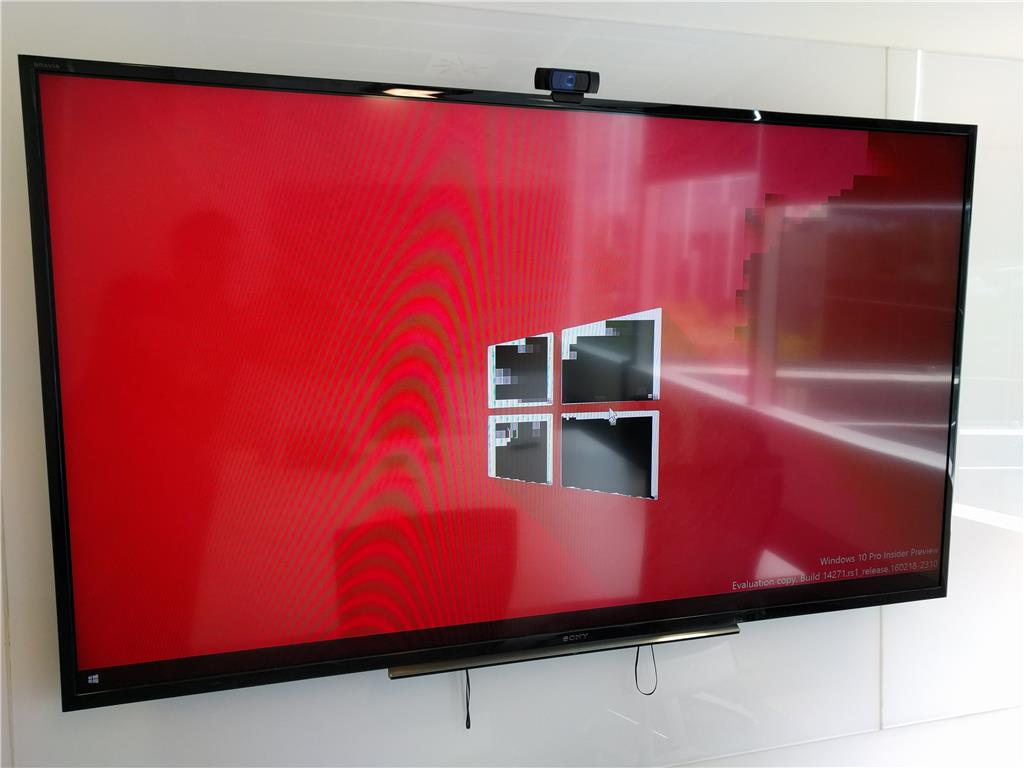 Connecting to Wireless Display - Sony Bravia Television