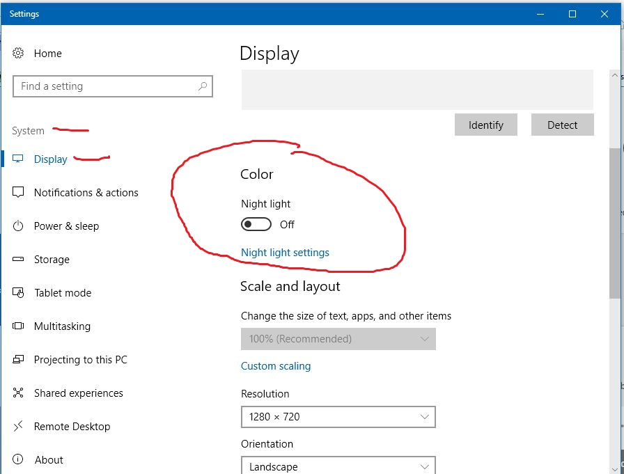 Windows 10 washed out colors - Microsoft Community