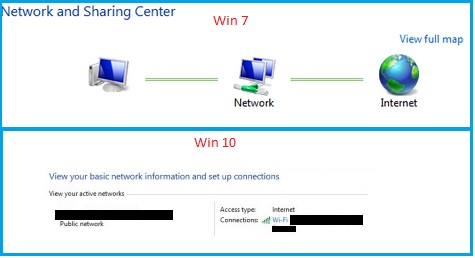 Network Map Missing Microsoft Community - Network map page