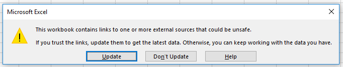 Updating links in excel dating and hiv