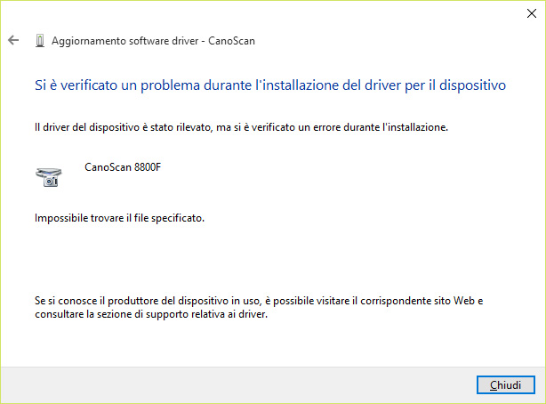 canoscan drivers for windows 10