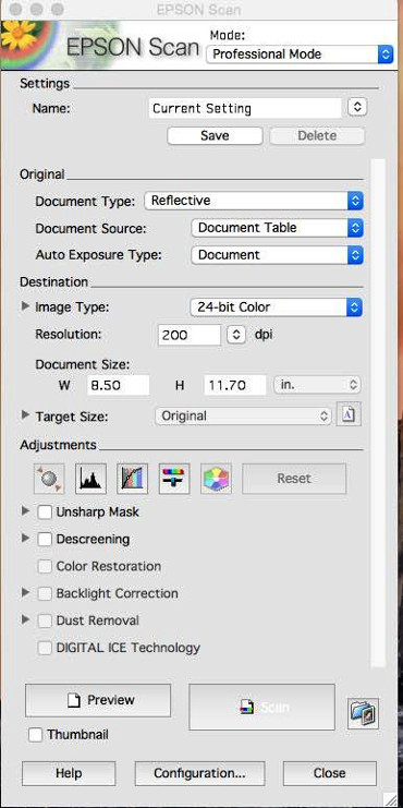 Epson V500 Photo Scanner No Longer Working After Latest Windows Update Microsoft Community