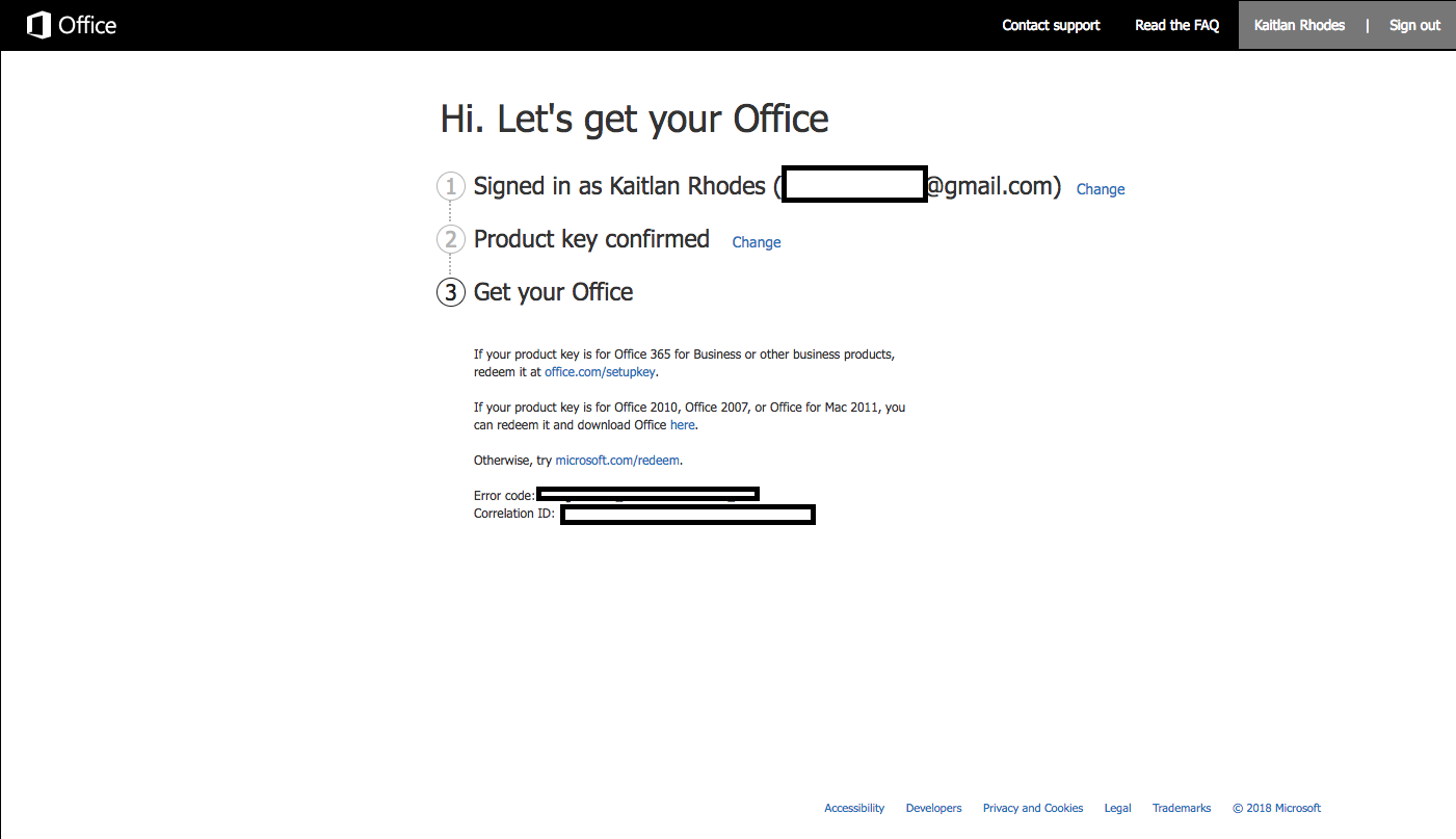 download office 2019 home and business