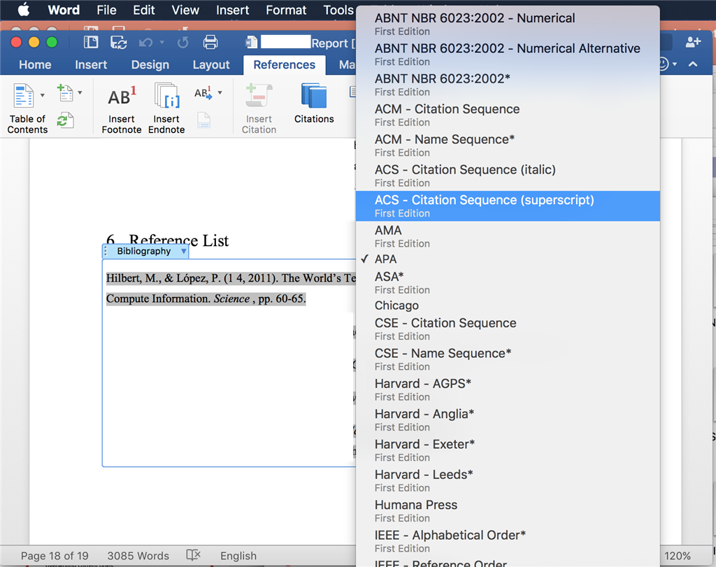 download harvard referencing for word 2016
