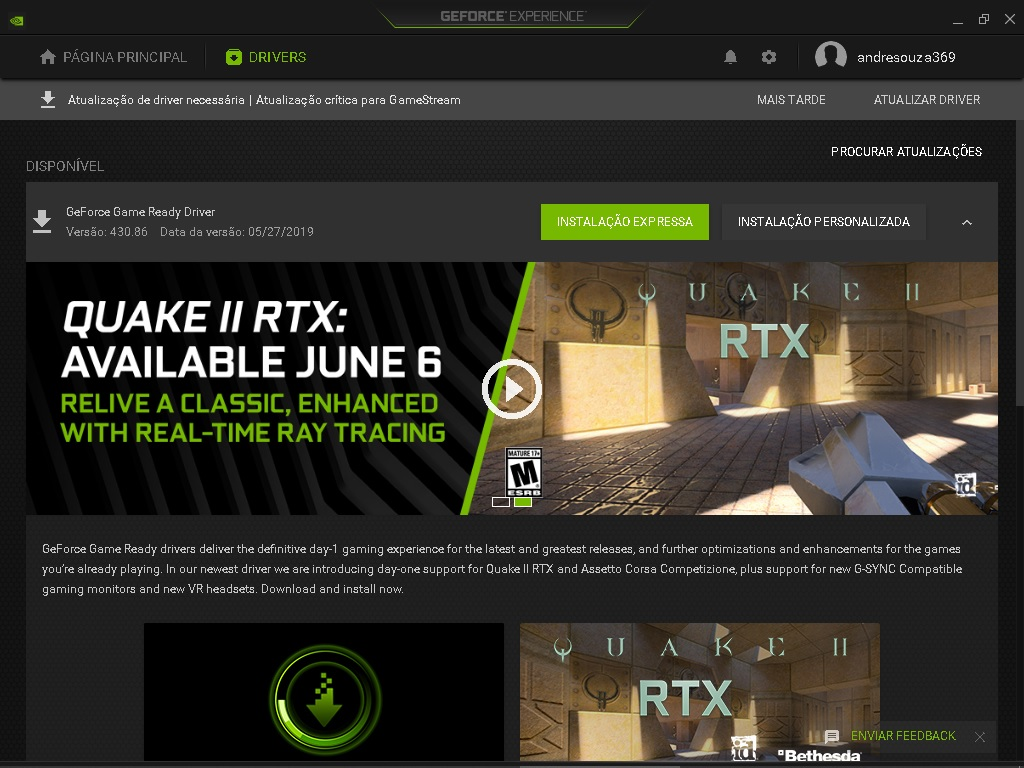 Problems with NVIDIA Windows 10 Ver  | NVIDIA GeForce Forums