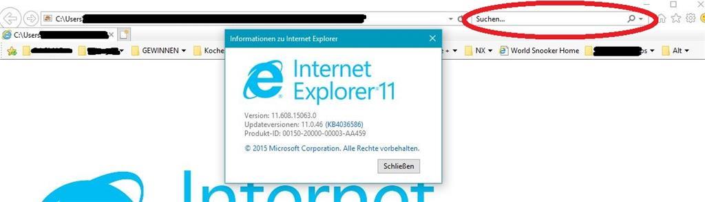 internet explorer sicherheitsupdate