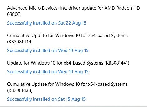 Updating the AMD ATI Radeon HD 4600 and ATI FireGL V7700 graphics -  Microsoft Community