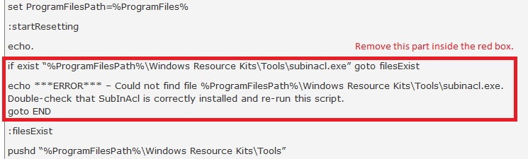 Cannot install Microsoft Visual C++ 2015 , 2013 , 2012