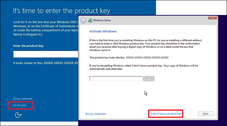 microsoft windows 10 license key support phone number