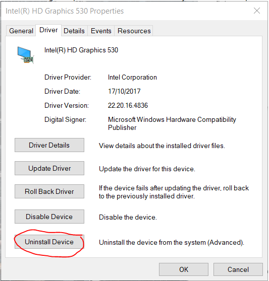 Display issues after waking from sleep mode - Microsoft Community