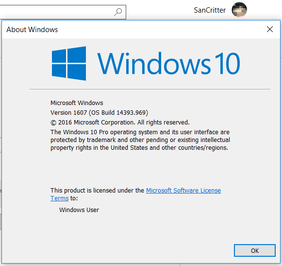 recurring 0x803f8001 tried multiple methods of fixes microsoft