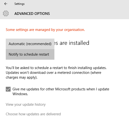 microsoft windows 10 latest update manual download