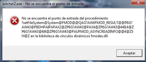 fmodex.dll win7