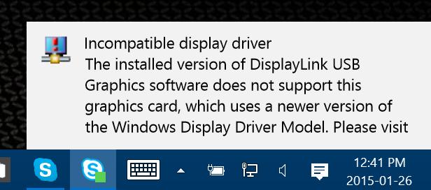 displaylink driver