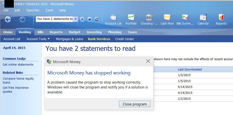 windows 10 tpv builds 10240 10049 crashes microsoft money