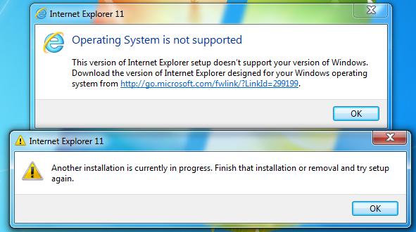 Internet Explorer 11 not responding - Microsoft Community
