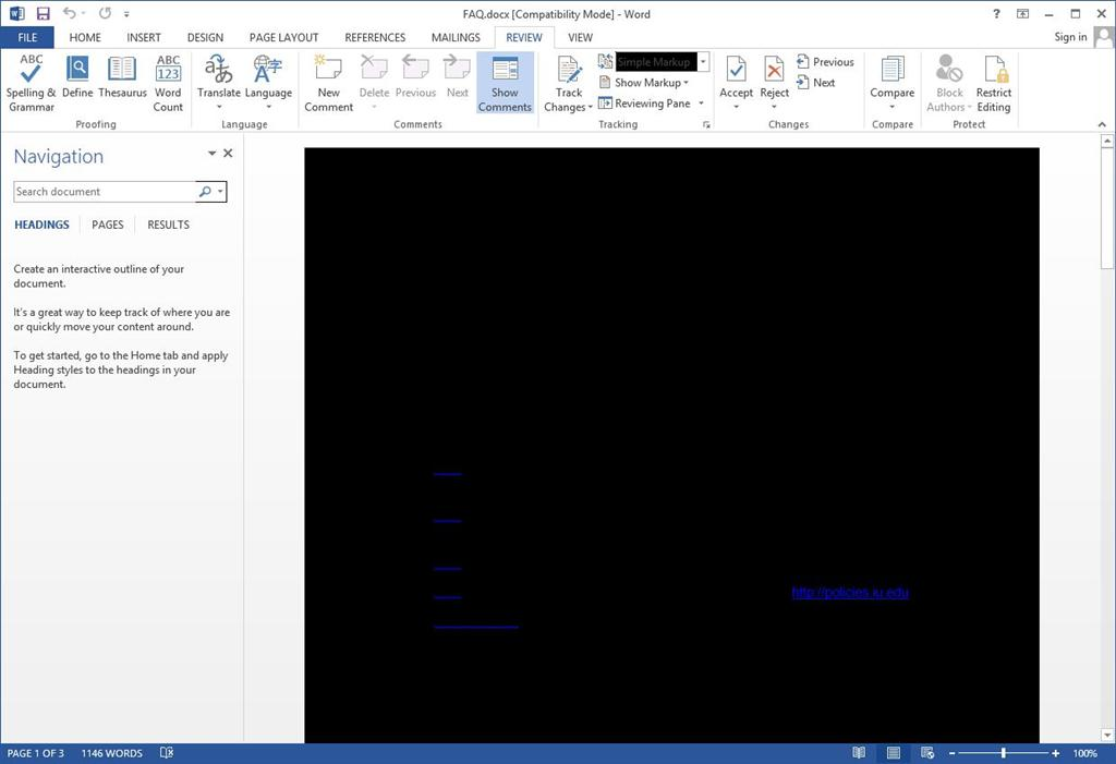 microsoft word how to change all case