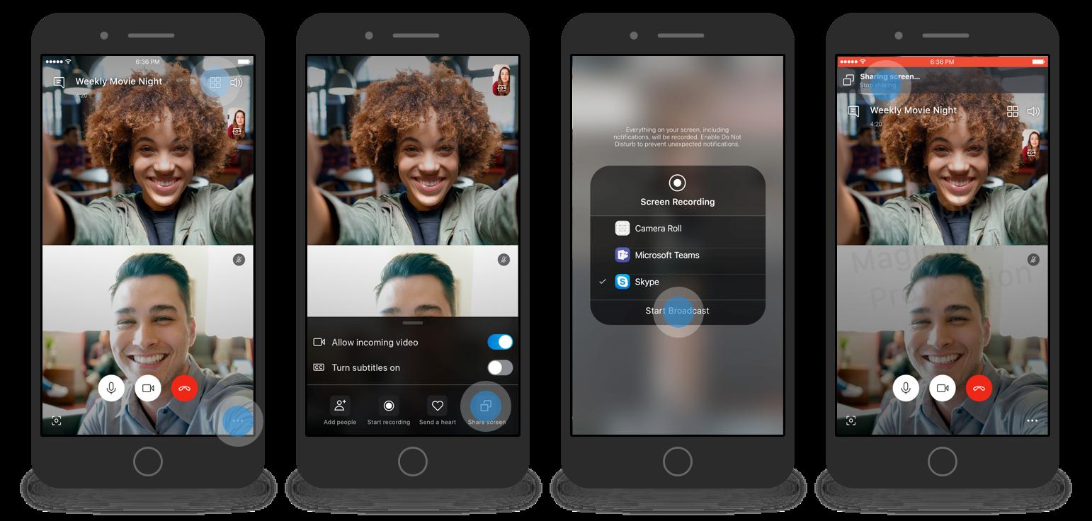 Skype agora suporta chamadas com até 50 pessoas 1