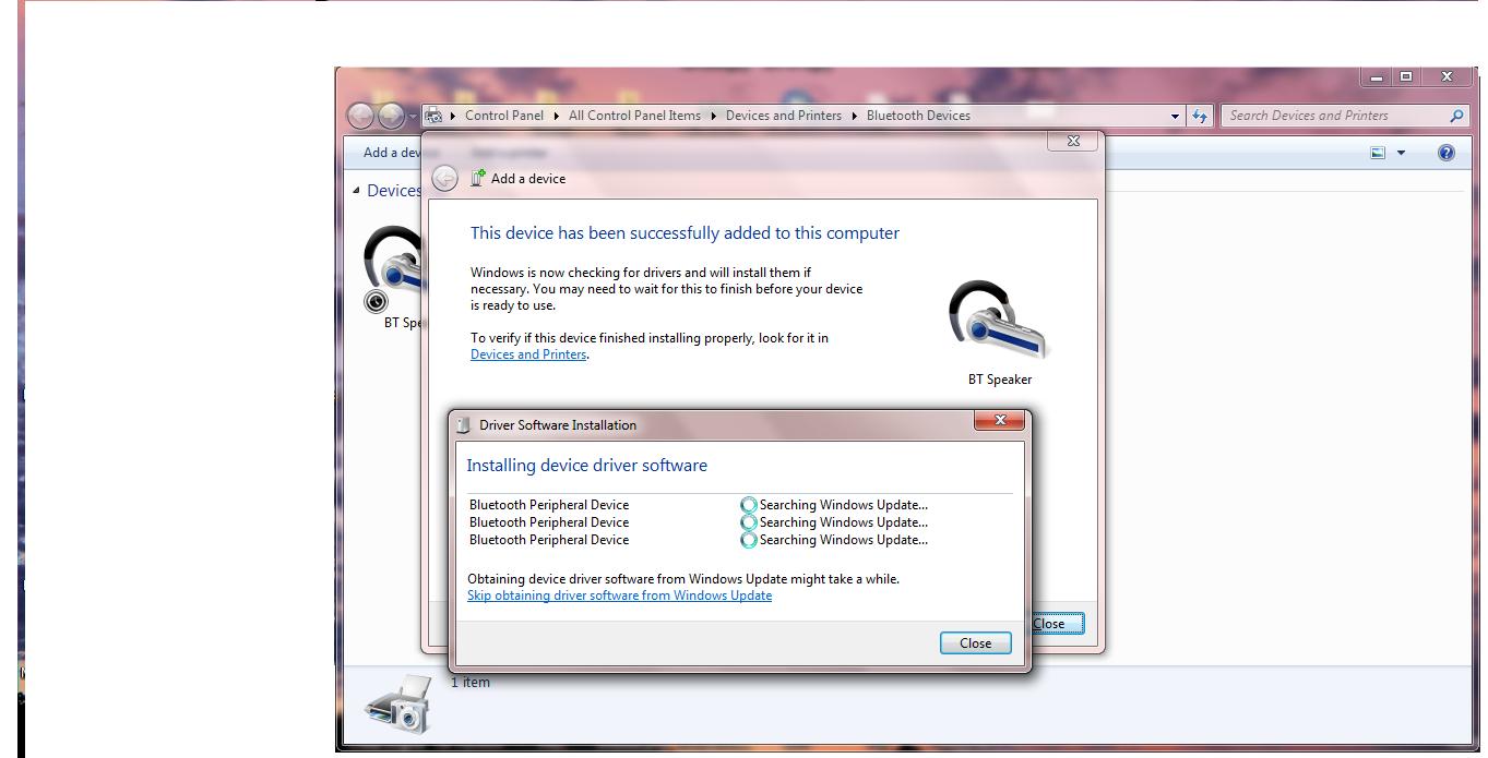 microsoft bluetooth enumerator driver windows 7 64 bit