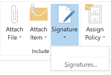 Outlook 2016 Freeze/Crash when adding signiture - Microsoft