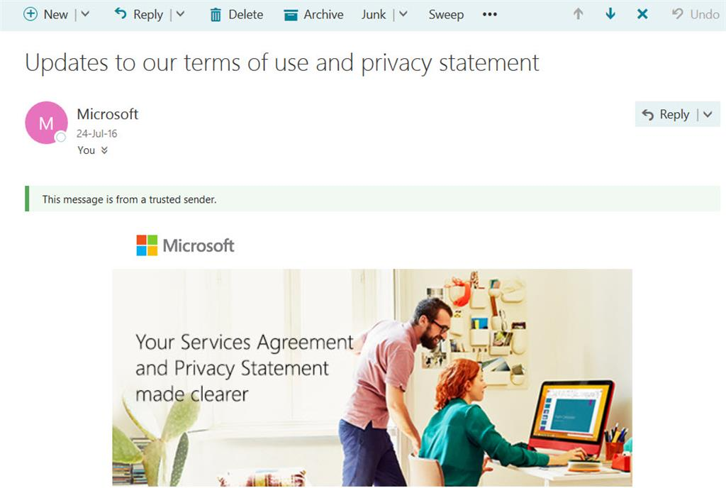 Updates to our terms of use and privacy statement microsoft image microsoft platinumwayz