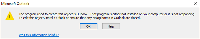 Outlook 2010 Cannot Open Attachments - Microsoft Community
