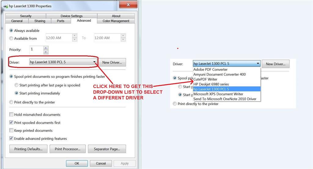 Cannot print PDF files in Windows 7 - Microsoft Community