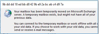 Temporary Mailbox Outlook [Siaya County]