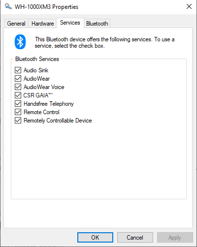 Bluetooth Headset Not Detected As Audio Device Microsoft Community