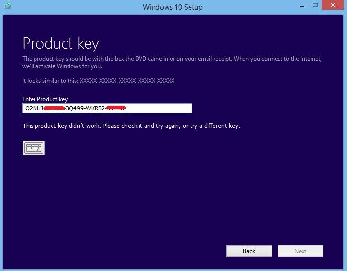 how to get windows 10 license key