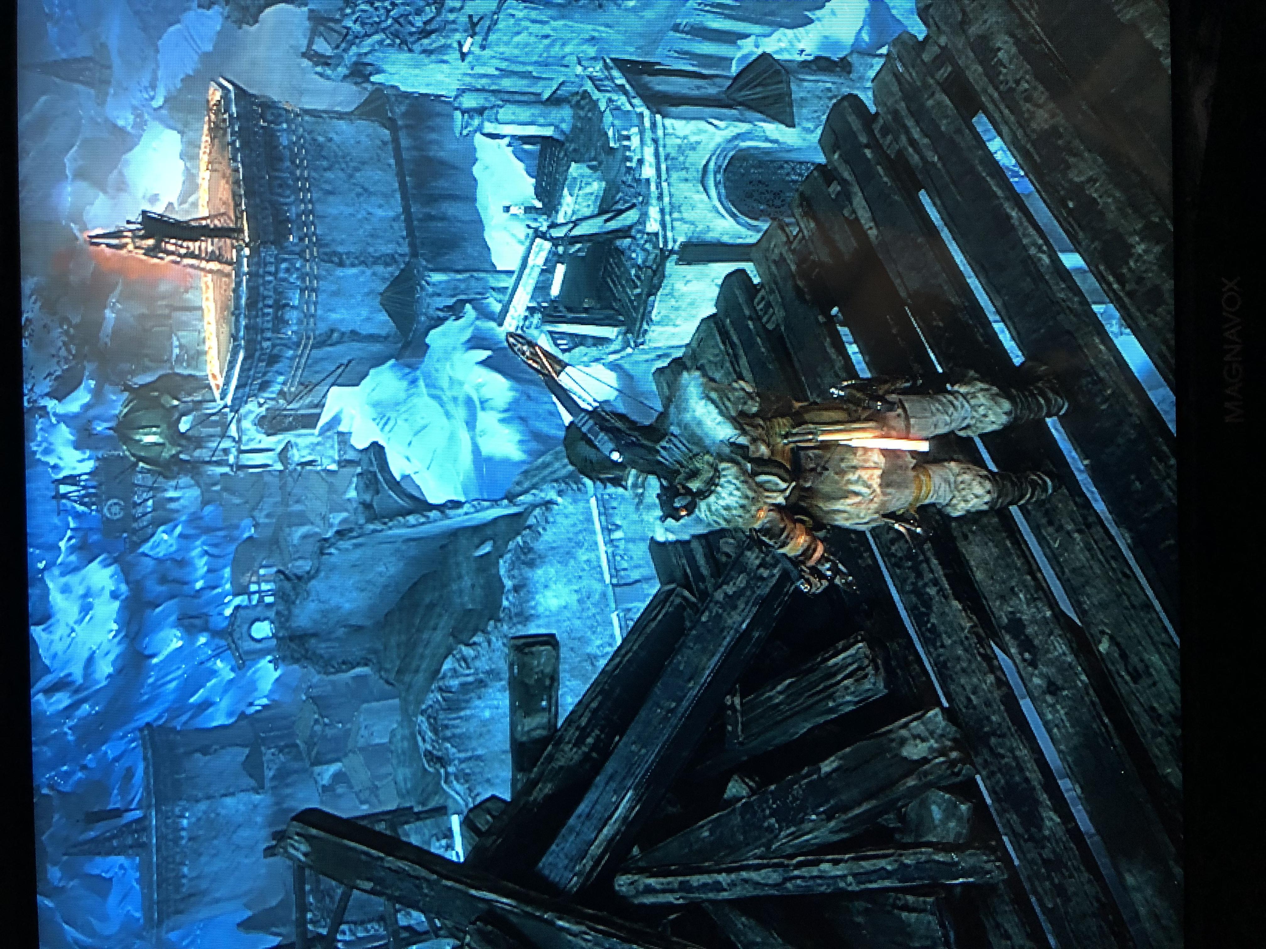Rise of Tomb Raider Glitch [IMG]