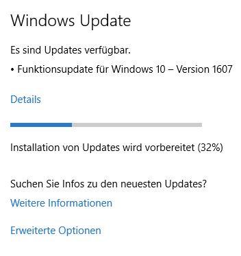 Windows 10 Heruntergeladen Aber Nicht Installiert