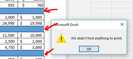 Excel 2016 Cell Borders Disappearing During PDF Conversion
