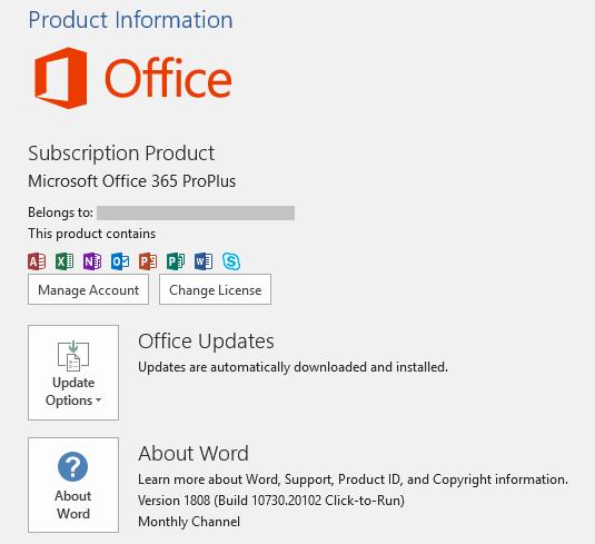 Instalar Visio 2019 Código de Error 30182-39 - Microsoft Community