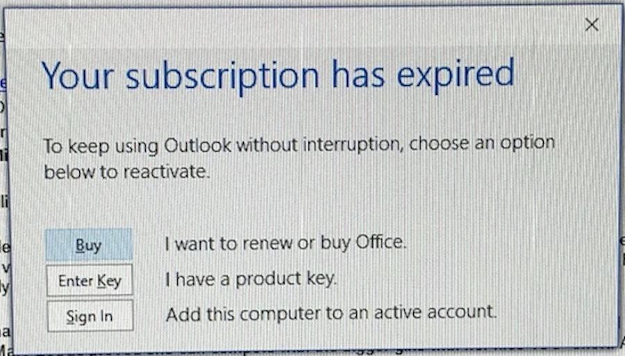 expired pop