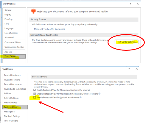 how to enable editing in microsoft word 2016
