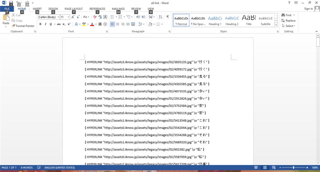 how to make a url a hyperlink