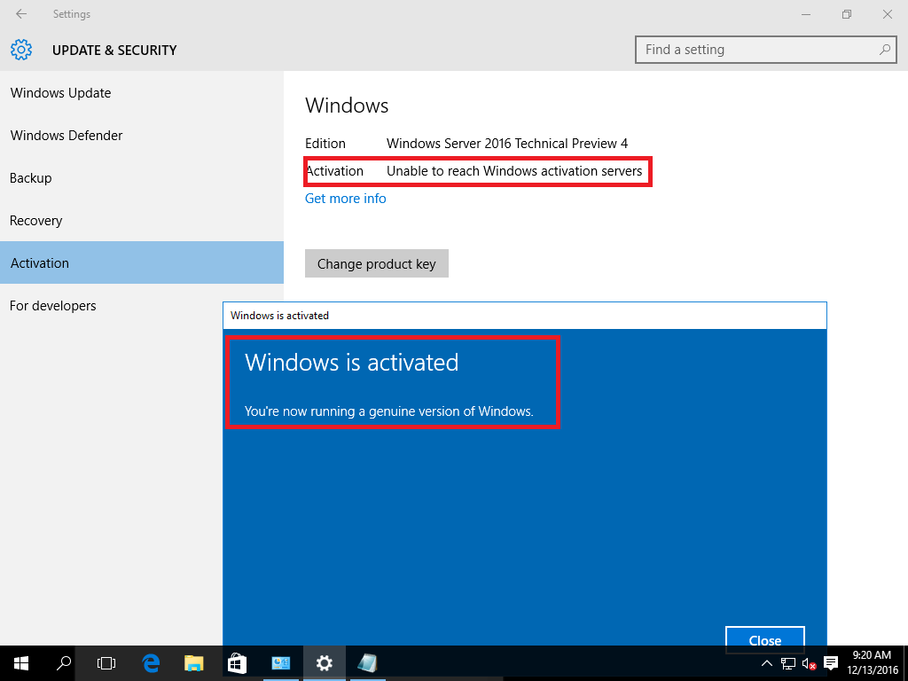 windows activation - Microsoft Community