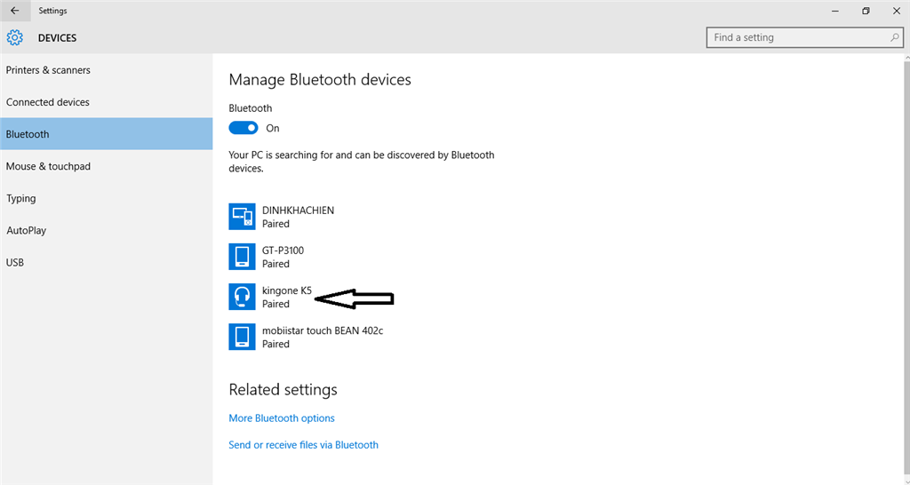Bluetooth Speaker Paired But Disconnected And Can T Play Microsoft Community