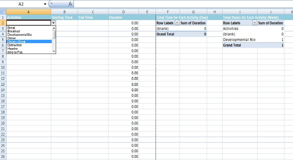 Is it possible to copy and paste pivot table in multiple