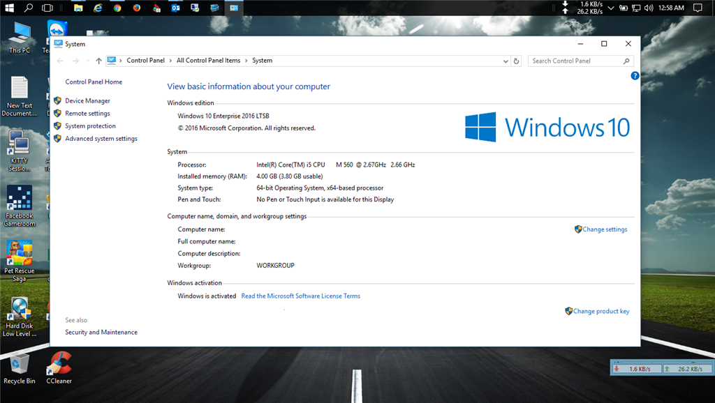 windows 10 enterprise ltsb evaluation key